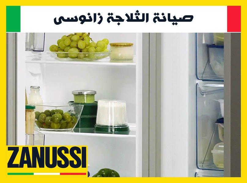 صيانة الثلاجة زانوسى
